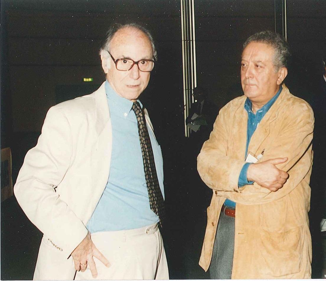 André Green e Nicos Nicolaïdis